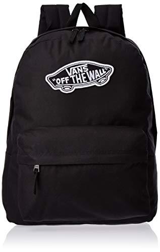 Vans Realm Backpack Rucksack, 42 cm, 22 liters, Schwarz (Black)
