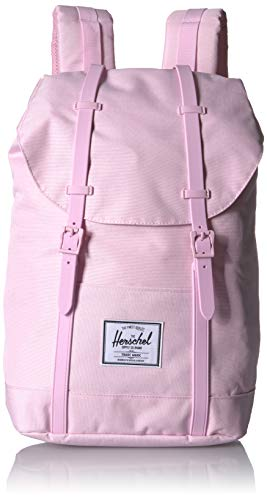 Herschel Unisex-Erwachsene Retreat Multipurpose Backpack, Pink Lady Crosshatch, Classic