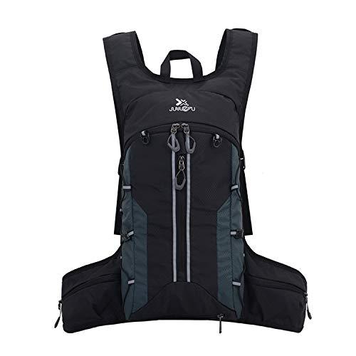 Ynport Crefreak Fahrrad-Rucksack, 18 l, wasserdicht, atmungsaktiv, leicht, für Outdoor-Sportarten, Laufen, Wandern, Camping, Bergsteigen, Skifahren
