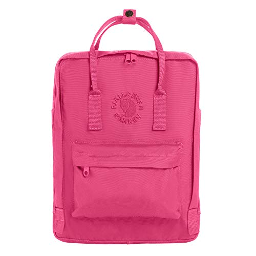 FJÄLLRÄVEN Unisex-Adult Re-Kånken Carry-On Luggage, Pink Rose, 38 cm