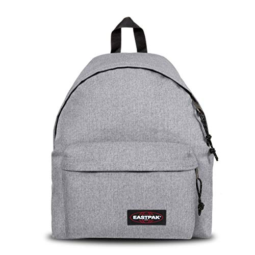 Eastpak Padded Pak'r Rucksack, 40 cm, 24 L, Grau (Sunday Grey)