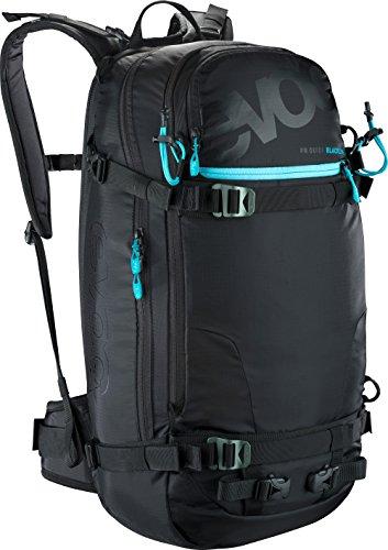EVOC Protektor Rucksack FR Guide Blackline, black, 50 x 27 x 22 cm, 30 Liter