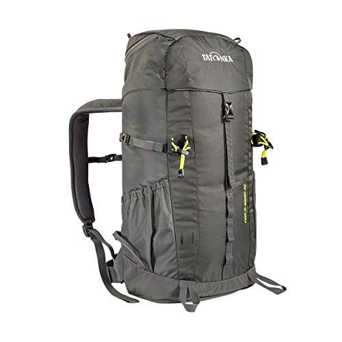 Tatonka CIMA di Basso 22 - Kletterrucksack mit abnehmbarem Bauchgurt- für Herren und Damen - 22 Liter - Titan Grey