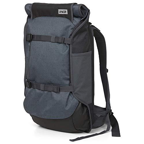 AEVOR Travel Pack - Handgepäck Rucksack, erweiterbar, ergonomisch, Rolltop System - Bichrome Night