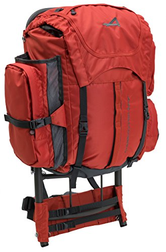 ALPS Mountaineering Red Rock Hiking Pack, Rust, M
