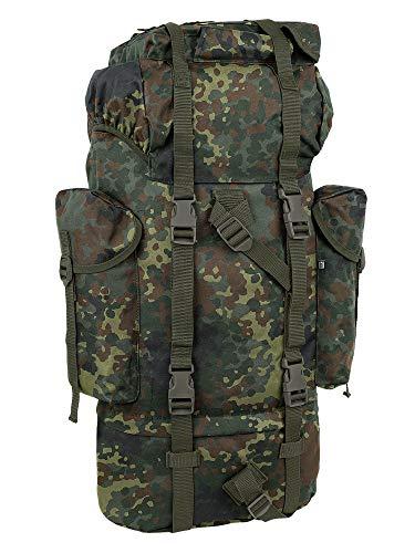 BW-ONLINE-SHOP Bundeswehr Kampfrucksack - Flecktarn