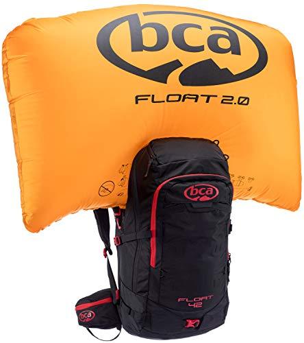 bca Float 2.0 Lawinenrucksack, schwarz, 54 x 30 x 15 cm, 22 Liter