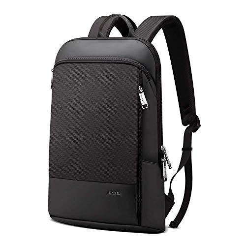 BOPAI 15 Zoll Super Slim Laptop Rucksack Diebstahlsicherer Rucksack für Herren Damen Anti Diebstahl Rucksack Wasserdicht Business Daypack