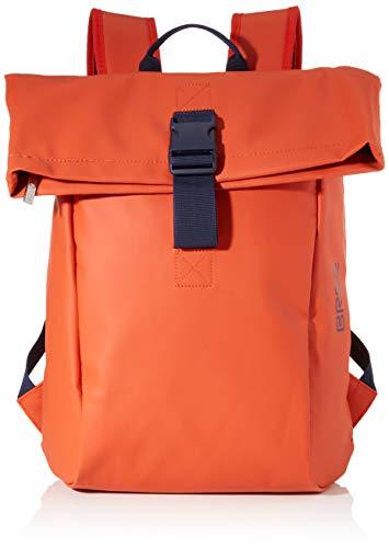 BREE Unisex-Erwachsene Punch 92, Backpack S W19 Rucksack, Orange (Pumpkin), 12x42x36 cm