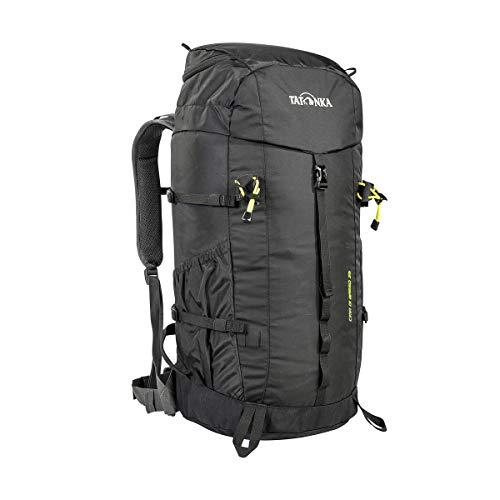 Tatonka CIMA Di Basso 35 - Kletterrucksack mit abnehmbarem Bauchgurt - für Herren und Damen - 35 Liter - Black