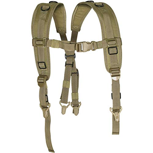 Viper TACTICAL Locking Harness - Koppel-Tragegestell - Coyote