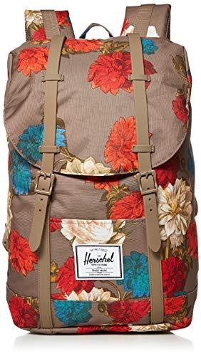 Herschel Retreat Rucksack, Vintage Blumenrinde (mehrfarbig) - 10066-03274-OS