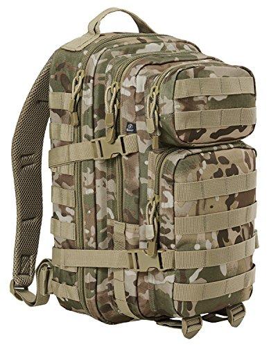 Brandit US Cooper Rucksack Large - 40 Liter - Tactical Camo